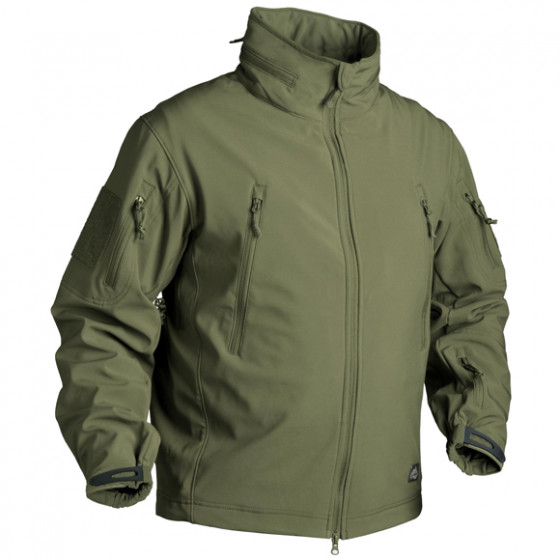 Куртка Helikon-Tex Gunfighter Jacket olive green
