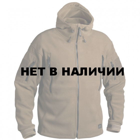 Куртка Helikon-Tex Patriot Heavy Fleece Jacket coyote