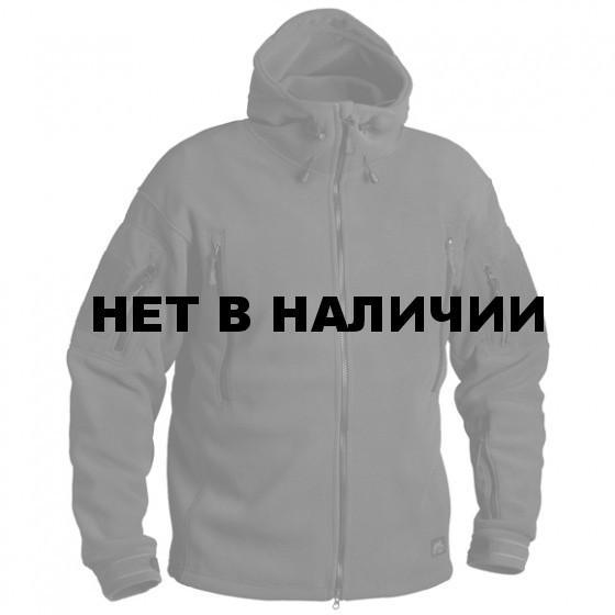Куртка Helikon-Tex Patriot Heavy Fleece Jacket black M
