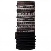 Бандана Buff Polar Grey stripes/Black 113110