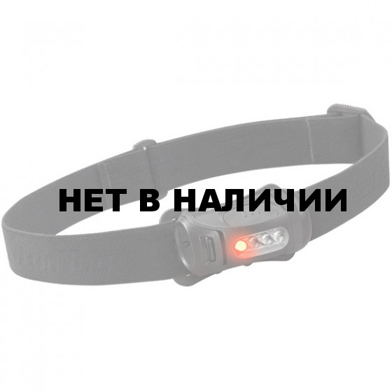Фонарь налобный FRED 4 w/red LED black Princeton Tec