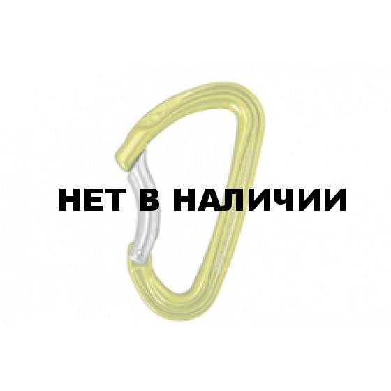 Карабин б/муф. с гнутой защелкой SPIDER COUDE(Simond)