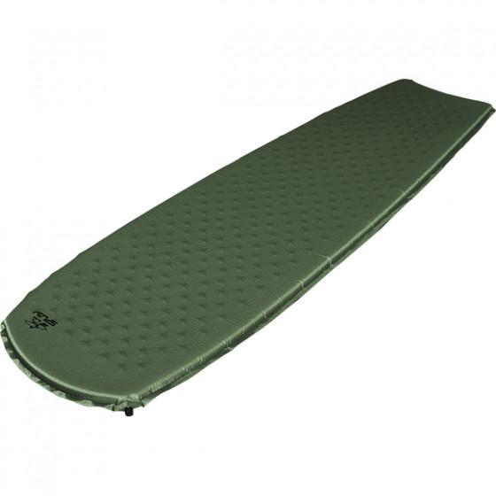Коврик самонадувающийся Surfing 3 (олива) (183x55x3)