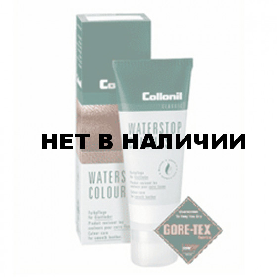 Крем д/обуви Collonil Waterstop Tube черн.