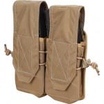 Блок из 2 подсумков под магазины Сайга/Вепрь 12/8, 410/10, 20/8,10 coyote brown