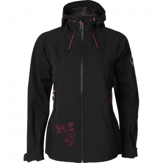 Куртка женская Glory черная