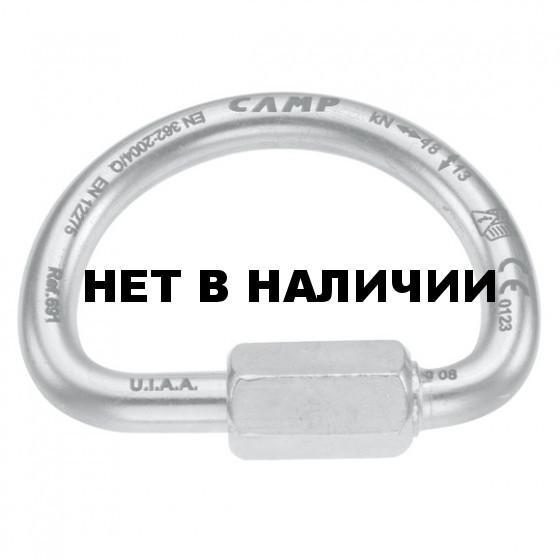 Соединительный элемент D-SHAPE Quick Link 10mm(Camp)