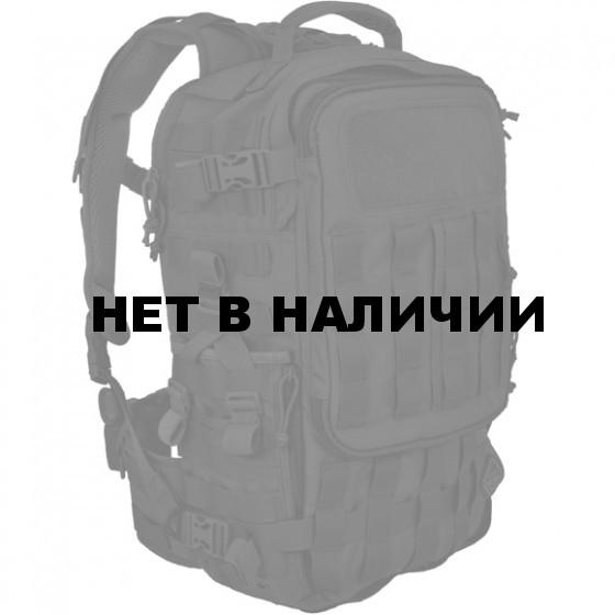 Рюкзак HAZARD4 Second Front black