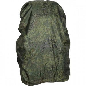 Накидка на рюкзак 130 л цифровая флора