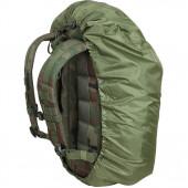 Накидка на рюкзак 40-60 M олива