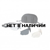 Очки Bolle Tactical COMBAT COMBKITN black комплект