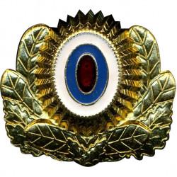 Кокарда Следственный комитет на фуражку металл