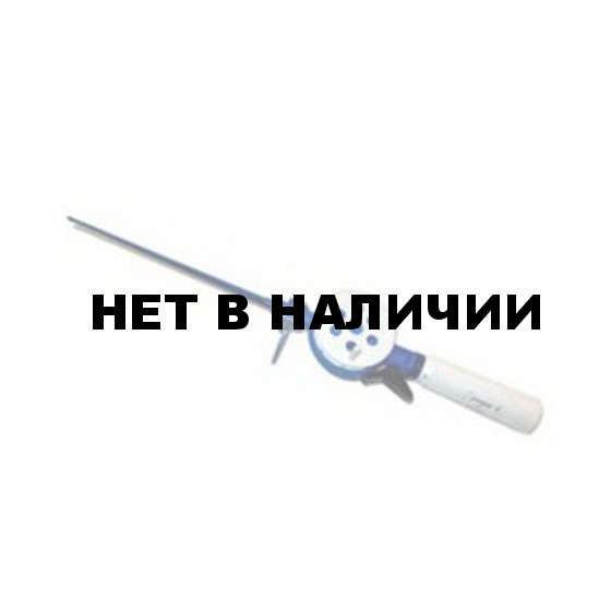 Удочка зимняя САТУРН - 4 ручка пенопласт