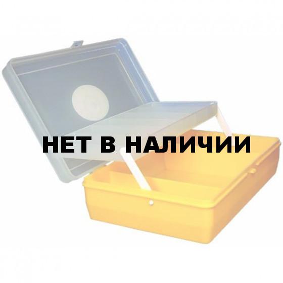Коробка Тривол ТИП-4 235 х 150 х 65 мм, двухъярусная с микроли