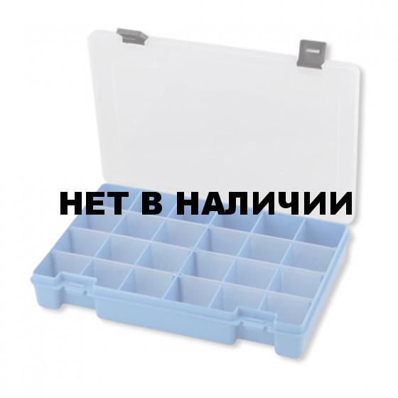 Коробка Тривол ТИП-7 274 х 188 х 45 мм, 6 съёмных перегородок