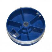 Коробка круглая D 50мм (ПИРС)