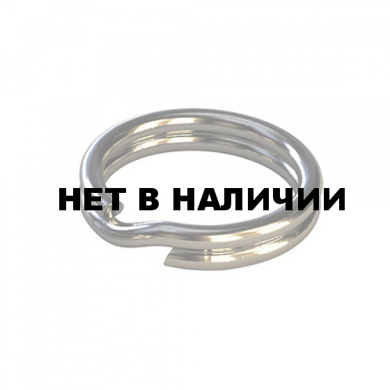 Кольцо заводное RB №3H 20кг D7.34мм нерж. 10шт. (SRS-030H)