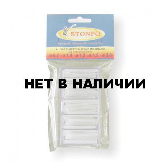 Набор силиконовых кембриков STONFO диам. 0.20-1.0