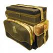 Ящик-сумка рыболовный пенопластовый 3-х ярус. B-3 LUX
