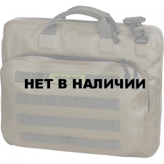 Сумка-планшет влагозащитная 42x33 олива