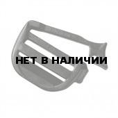 Пряжка трехщелевая регулировочная разъемная 25 мм 1-06713 черный Duraflex