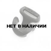 Крючок 10 мм 1-60031 черный Duraflex