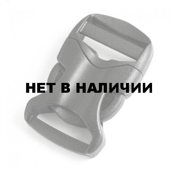Пряжка фастекс 10 мм 1-30145/1-30146 (2 части) одна регулировка черный Duraflex