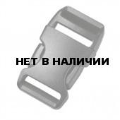 Пряжка фастекс 30 мм 1-00174/1-00003 (2 части) одна регулировка черный Duraflex