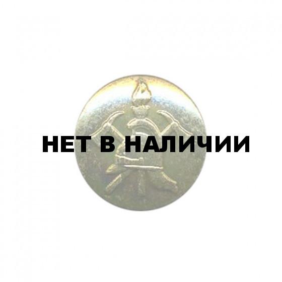 Пуговица ВДПО диам. 14мм металл