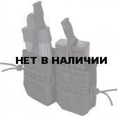 Блок из 2 шинглов ВСС/М4 черный