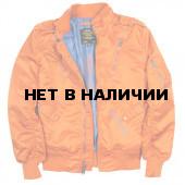 Куртка Refueler Alpha Industries bonfire orange