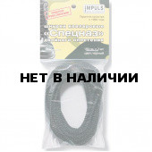 Шнурки кевларовые Спецназ 180 см хаки (пара)