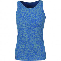 Майка Stretch женская blue