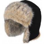 Шапочка Anchorage черная 57-58