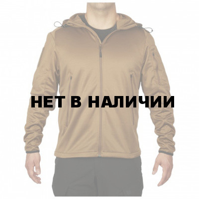 Толстовка 5.11 Reactor Fz Hoodie Battle Brown