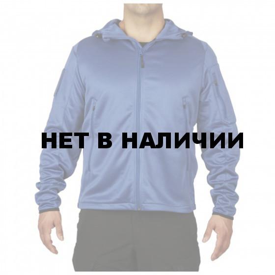 Толстовка 5.11 Reactor Fz Hoodie Cobalt Blue L