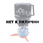 Горелка JetBoil Minimo Carbon With Line Art New