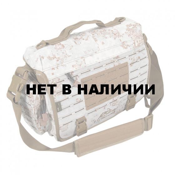 Сумка Helikon-Tex D.A. Messenger Bag pencott snowdrift