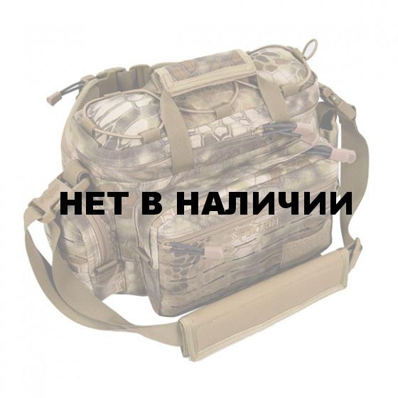 Сумка поясная Helikon-Tex D.A. Foxtrot kryptek highlander