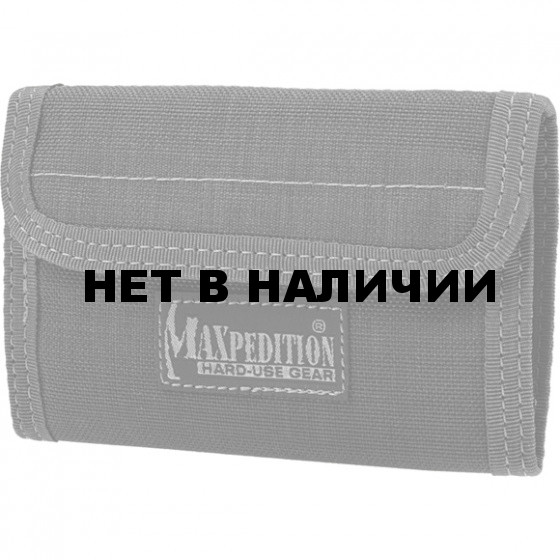 Кошелек Maxpedition Spartan Wallet black
