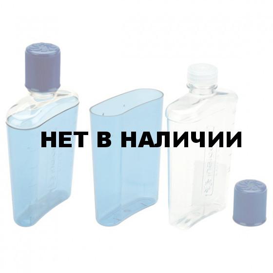 Фляга Nalgene FLASK GLACIER BLUE 12 OZ
