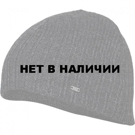 Шапка полушерстяная marhatter MMH 4856/3 т.серый 033