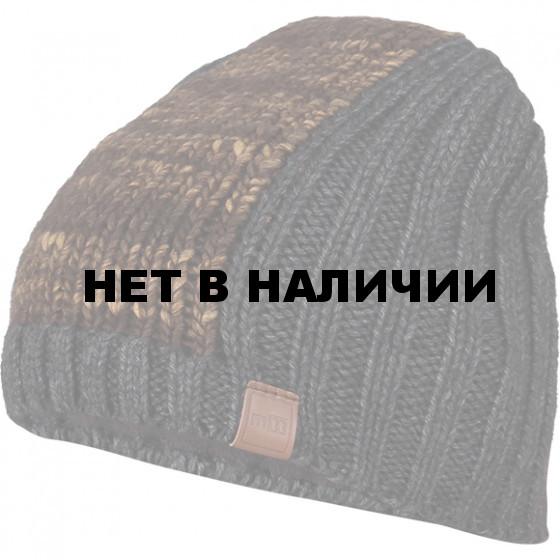 Шапка полушерстяная marhatter MMH 4980/1 антрацит 002