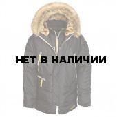 Куртка N-3B Inclement Parka Alpha Industries black
