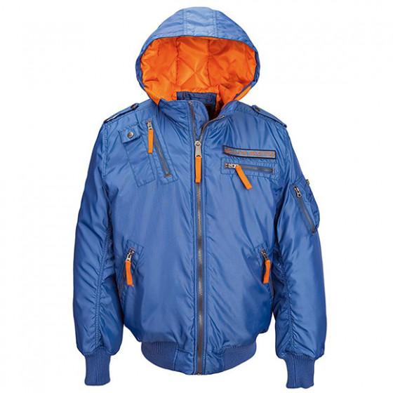 Куртка Stabilizer Alpha Industries pacific blue