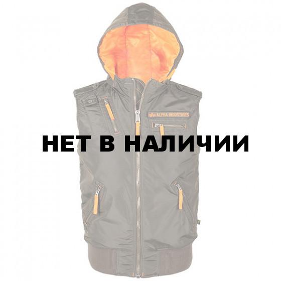 Жилет утепленный Stabilizer Vest Alpha Industries rep. grey
