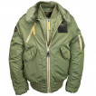 Куртка B-15 Air Frame Alpha Industries sage green