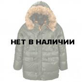 Куртка N-3B Transmitter Alpha Industries sage/orange