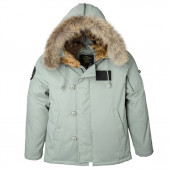 Куртка N-2B Elevon Alpha Industries alaska green