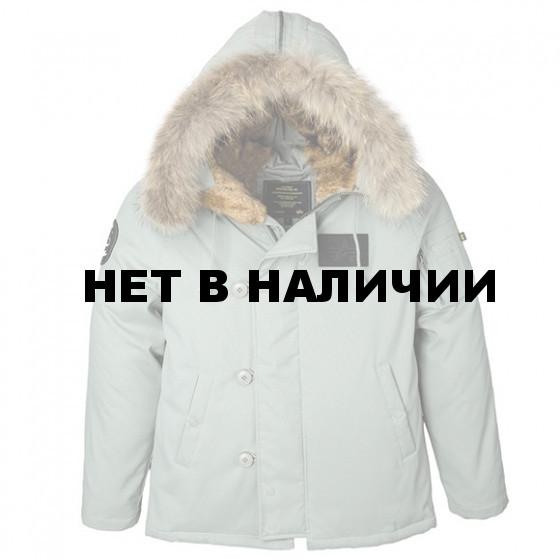 Куртка N-2B Elevon Alpha Industries alaska green